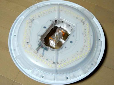 LEDシーリングライトCL6D-5.0 LED部