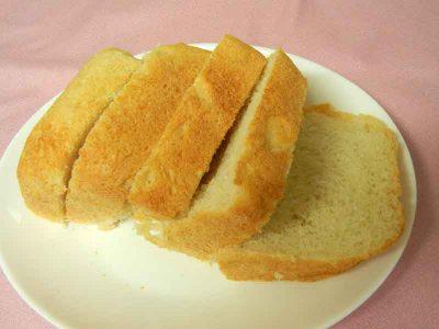 膨らまないパン3