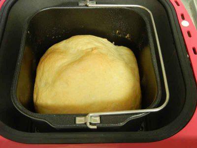 膨らまないパン1