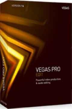 VEGAS Pro 16 Edit